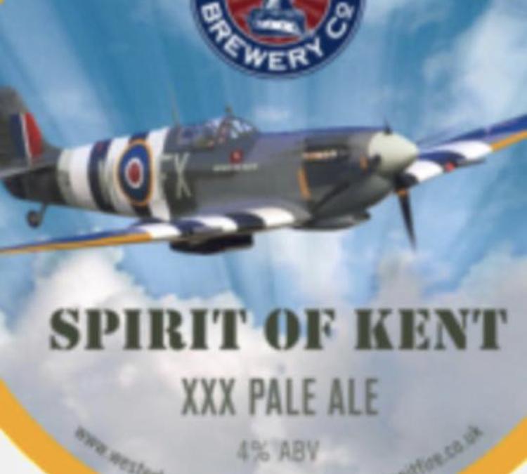 Saturday 10th November we welcome Westerhams spirit of Kent